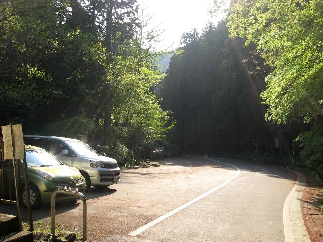 関八州見晴台(黒山三滝駐車場)