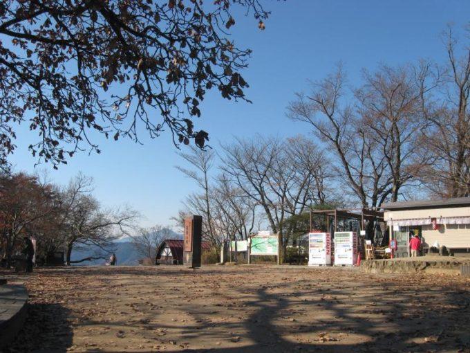 高尾山山頂広場