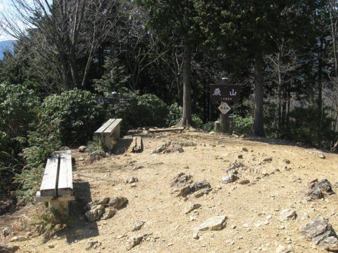蕨山展望台の写真