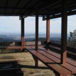 上高岩山展望台