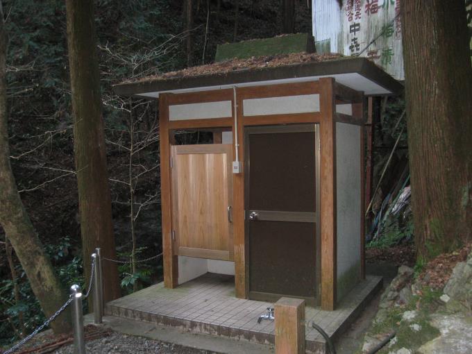 簡易トイレ