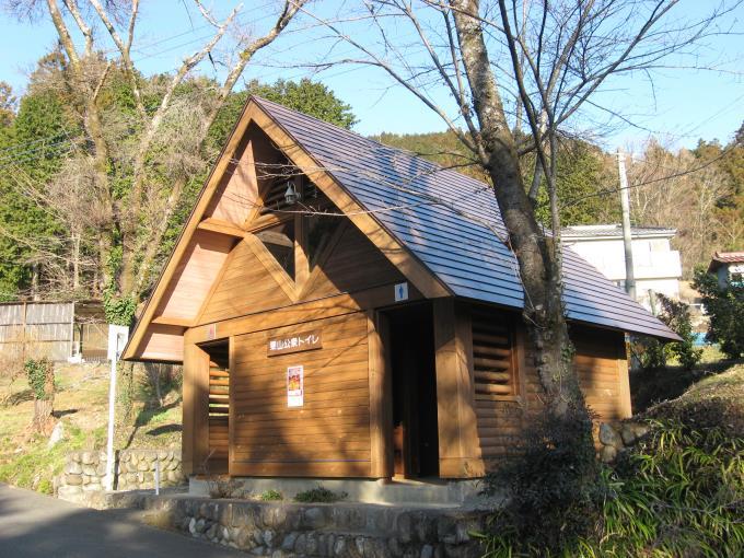 栗山公園トイレ
