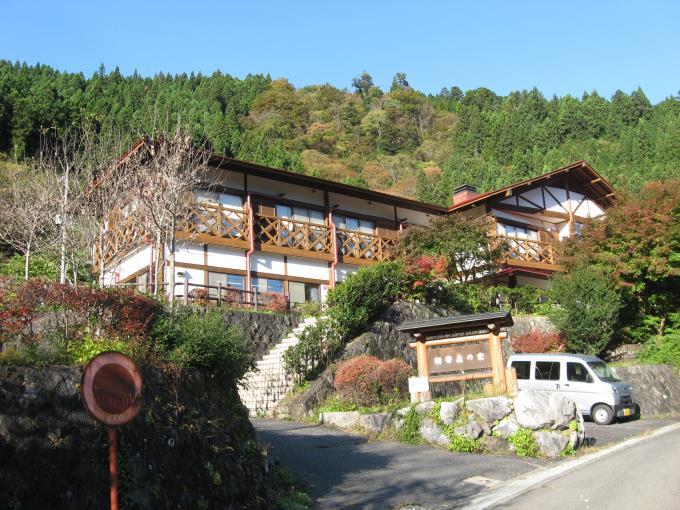 栃寄森の家