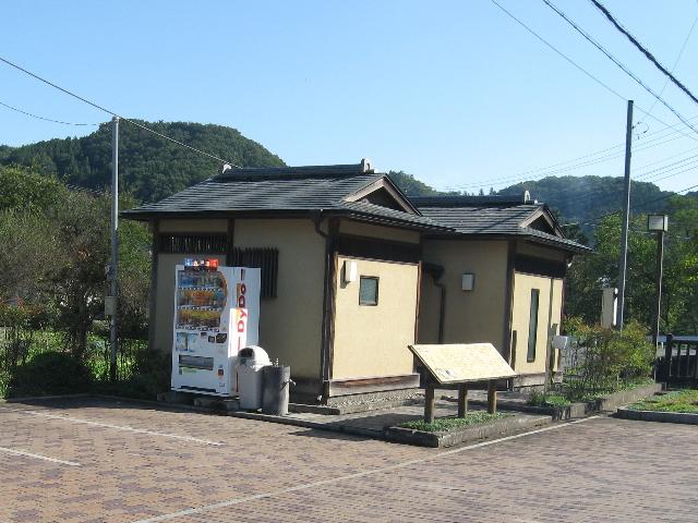 大河原橋トイレ