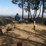 スカリ山の山頂風景