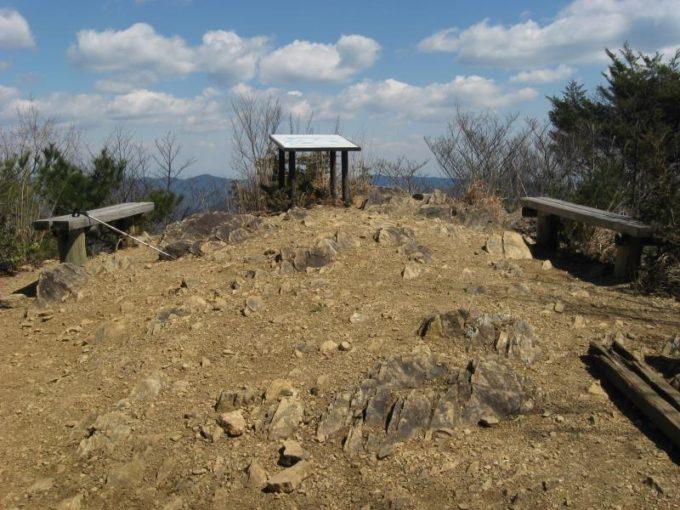 蕨山展望台