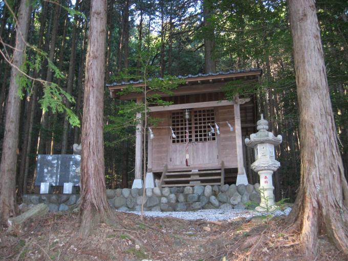 笠山神社(下社)