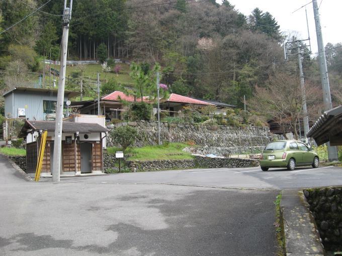 檜原村村営駐車場(上川乗)