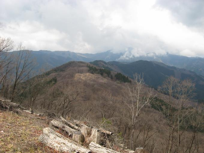 浅間嶺展望台全景