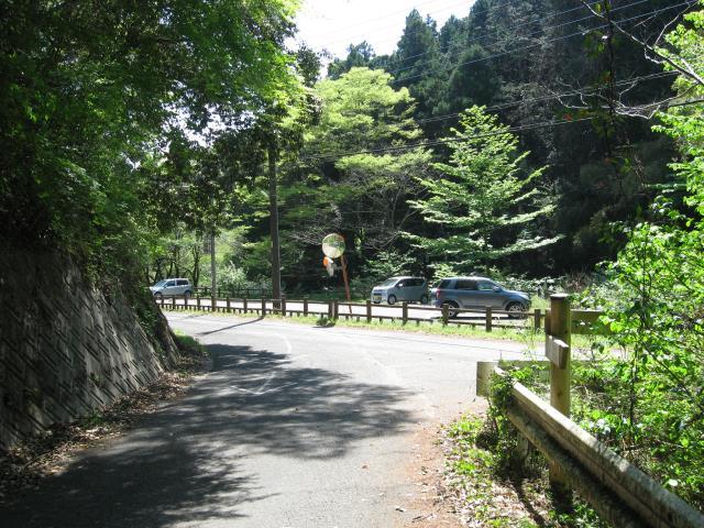 鎌北湖第二駐車場
