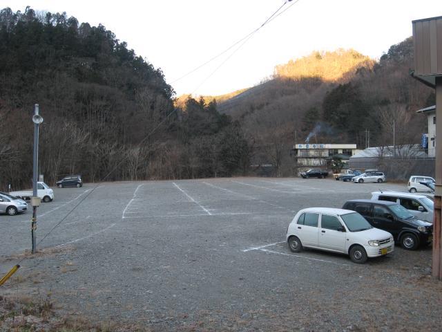 道の駅あしがくぼ第二駐車場