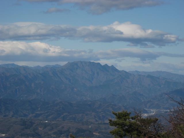 日本百名山の両神山