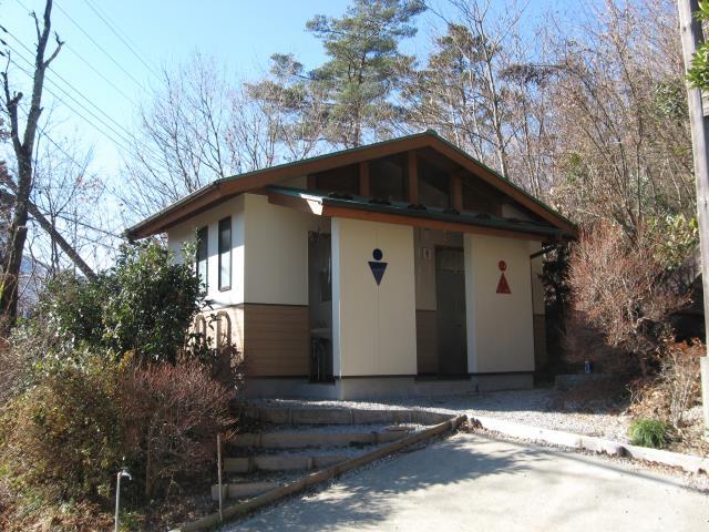 琴平神社前観光トイレ