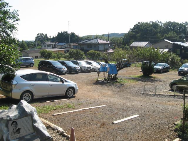 高麗本郷にある有料駐車場