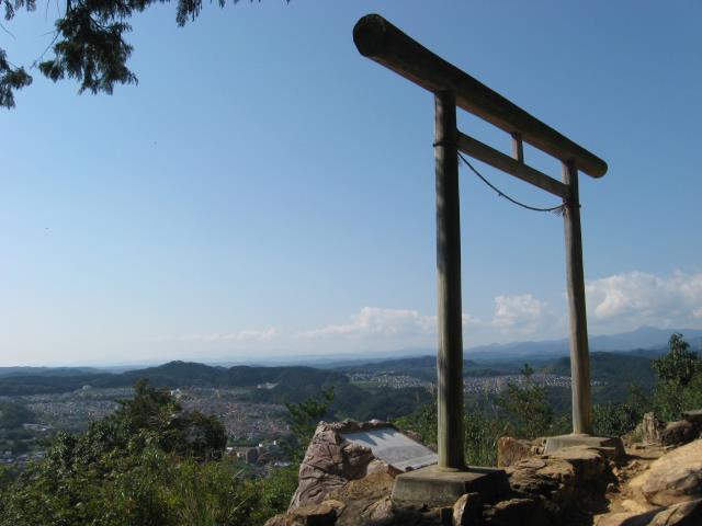 金刀比羅神社二の鳥居